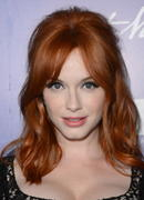 Christina Hendricks - Variety Pre-EMMY Event in Beverly Hills 09/21/12