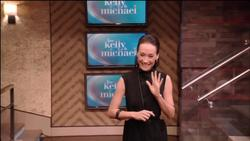 Maggie Q - Live with Kelly &amp;amp; Michael_2013-3-1 (720p)