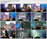 MIley Cyrus Gets Pranked with Whipped Cream in Manchester UK 12/28/09- 720p HD VID + caps