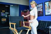 Sara Jean Underwood - Attack of the Show - 7/11/11