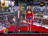 Olivia Munn - G4 Comic-Con 2009 - Screens + Hi-Res Videos