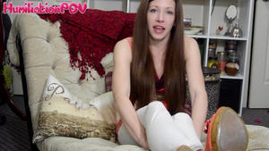 Humiliation POV Princess Kaylynn: Panty Humping Sissy Freak Idiot Cash Machine