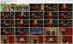 Naomi Watts @ Late Night w/Jimmy Fallon 2012-12-12