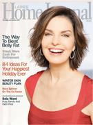 Sela Ward - Ladies Home Journal - Dec 2010 - Jan 2011 (x6)