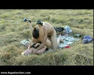 Rape on the collective farm