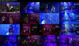 Carly Rae Jepsen - This Kiss [Letterman 10-25-12] (1080i)