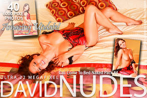 David-Nudes.com 2012.12.01 Cali Come To Bed Naked Pack 4