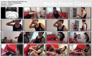 MAGYAR MISTRESS MIRA: Faithless Cuckold - Mixed Wrestling PART 1-3