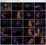 Sara Bareilles - Gravity - 03.12.09 (Late Late Show With Craig Ferguson) - SDTV