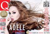Adele Q Magazine June 2011