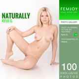 FemJoy.com 2017 01 04 Kylie G Naturally