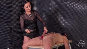 Kinky Mistresses – Fun With Sounds and Nipple Clamps