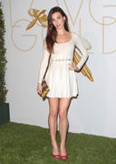 Rainey Qualley - LoveGold Cocktail Party in West Hollywood - February 21, 2013