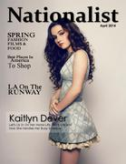 Kaitlyn Dever - Nationalist Magazine April 2014