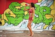 Джессика Зор, фото 1007. Body Paint For Sobe Photoshoot / MQ Jessica Szohr Tagged, foto 1007,